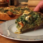 quiche kuchen 150x150 VIDEO: Quiche Rezept mit Feta
